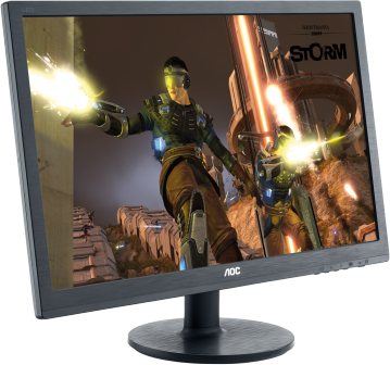 "AOC LCD 24"" G2460FQ monitors"