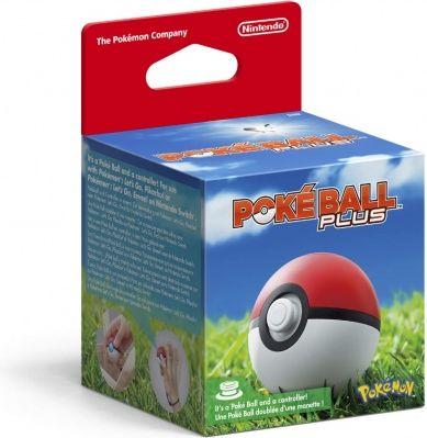 Nintendo Pokeball Plus NSP146 spēļu aksesuārs