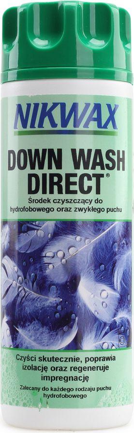 Nikwax Down Wash Direct 300 ml (NI-16) Kopšanas līdzekļi apaviem