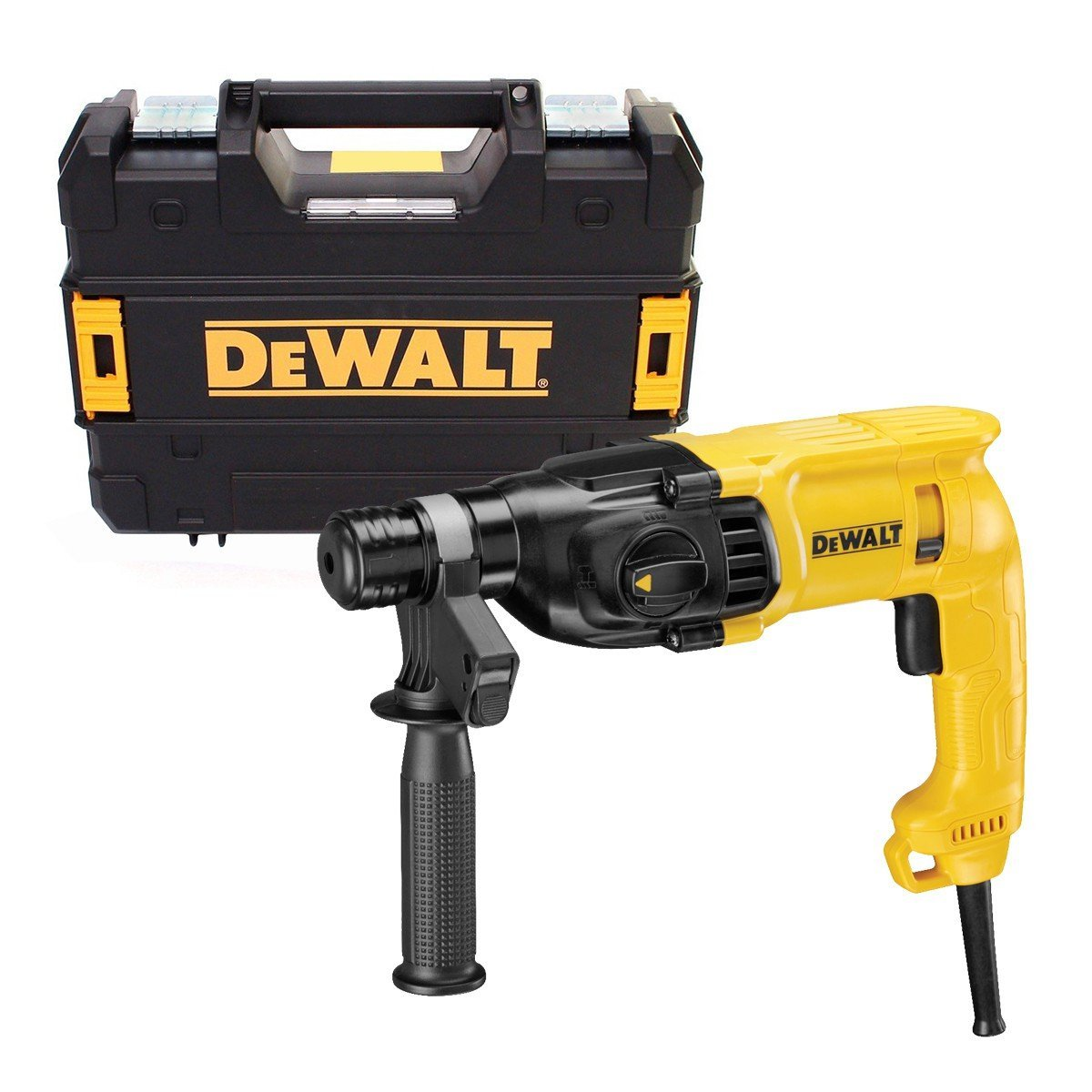 DeWalt D25033K-QS Combi Hammer SDS-plus 22mm 710W