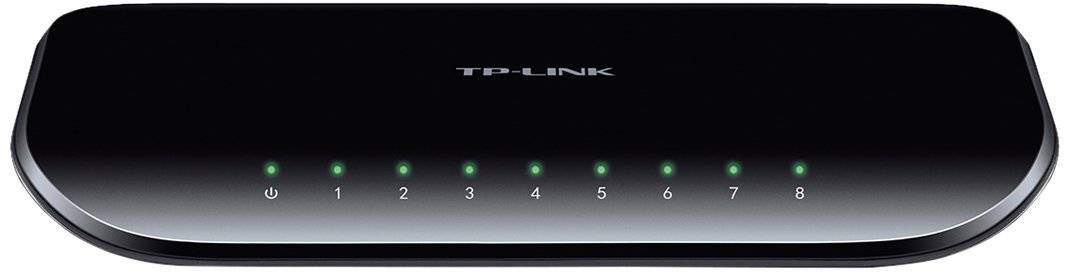 TP-LINK TL-SG1008D komutators