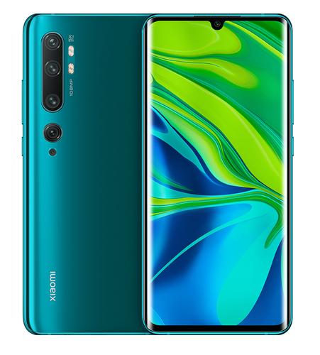 Xiaomi Mi Note 10 Pro 8GB/256GB Aurora Green Mobilais Telefons