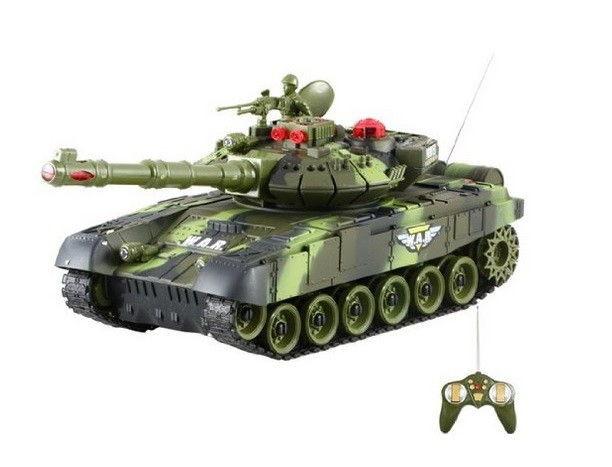 T-90 1:24 RTR - green BT/9993-1-GRN
