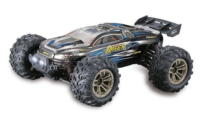Truggy Racer 4WD 1:16 2.4GHz RTR - Blue Radiovadāmā rotaļlieta