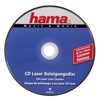 Hama CD Laser Lens Cleaner 44721