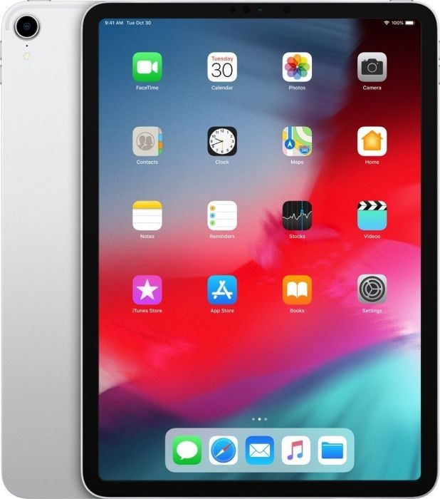 Apple iPad Pro 11 Wi-Fi 256GB Silver  MTXR2 Planšetdators