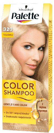 Palette Palette Coloring Shampoo No. 320 Brightener 1op. - 68160658