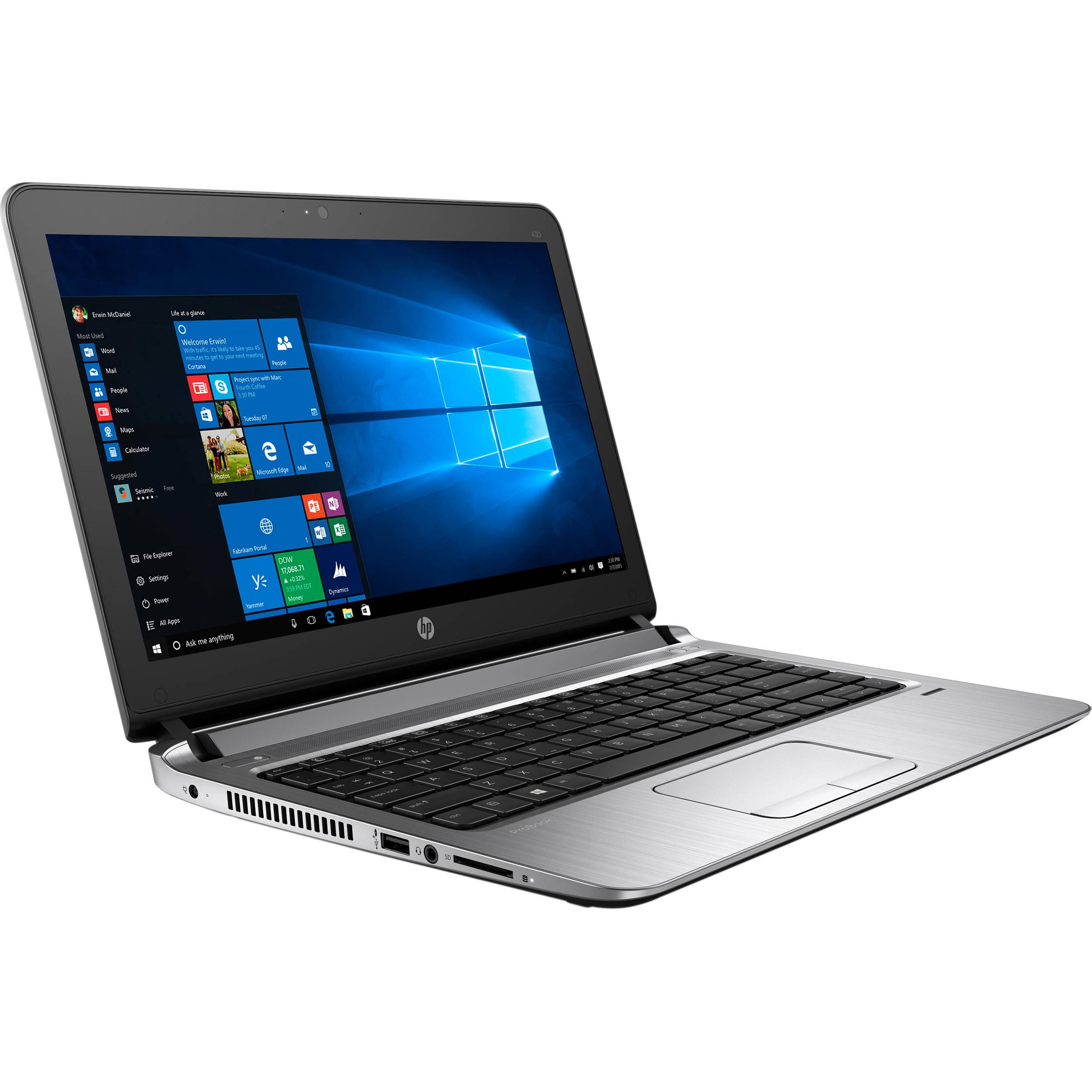 HP ProBook 430 G3 13