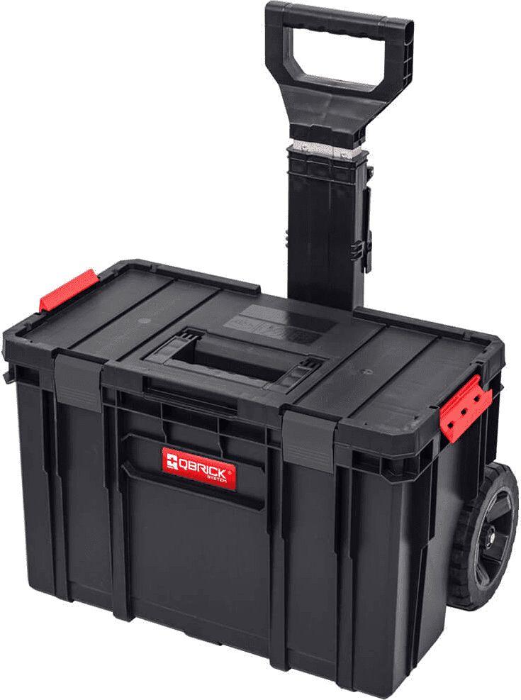 Qbrick System Two Cart Plus 526x380x670 (SKRWQCTWOPACZAPG001)
