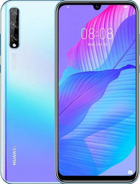 Huawei P Smart S 4GB/128GB Breathing Crystal Mobilais Telefons