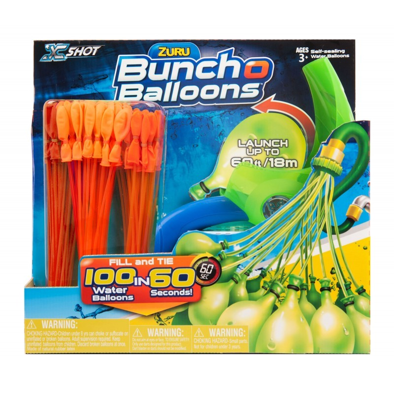 BUNCH O Balloons - launcher + balloons Rotaļu mājas un slidkalniņi