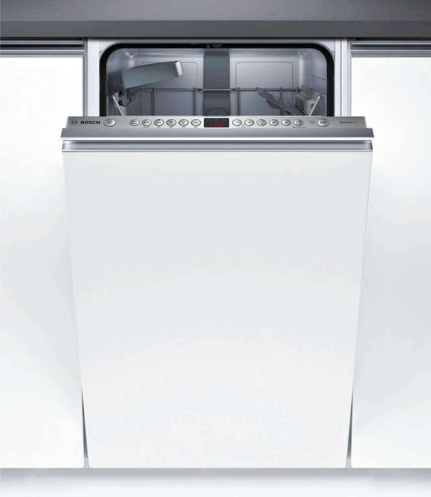 SPV46IX00E Dishwasher Iebūvējamā Trauku mazgājamā mašīna