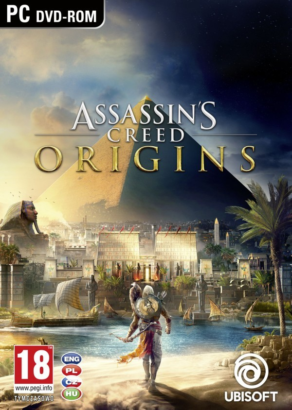Assassins Creed Origins PC spēle