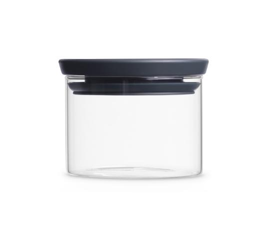BRABANTIA stikla kārba 0.35 l 298301 Pārtikas uzglabāšanas piederumi
