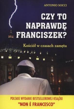 Czy to naprawde Franciszek? 182115 Literatūra