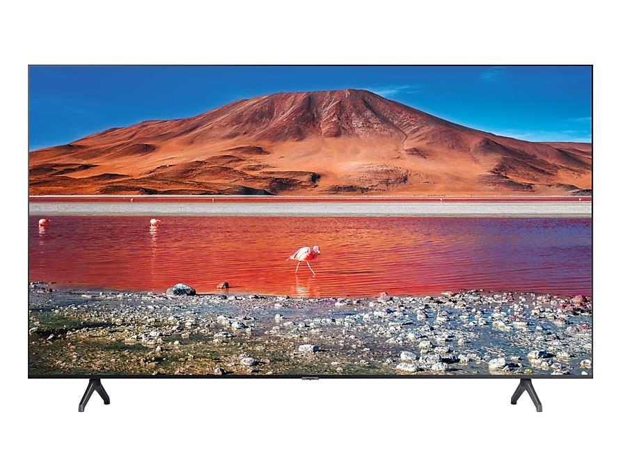 SAMSUNG 75in UHD TV UE75TU7172UXXH LED Televizors