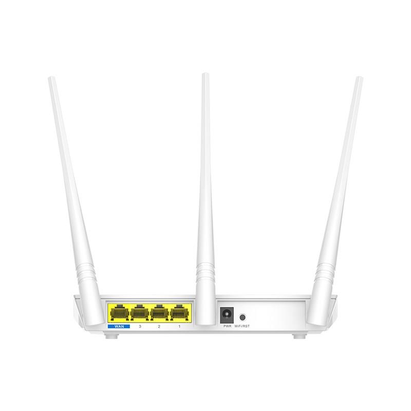 Tenda F3 Wireless-N 300Mbps WiFi Rūteris