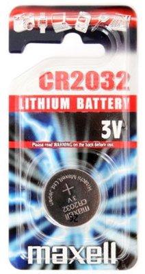 Maxell CR2032 Litija 3V Baterija Baterija