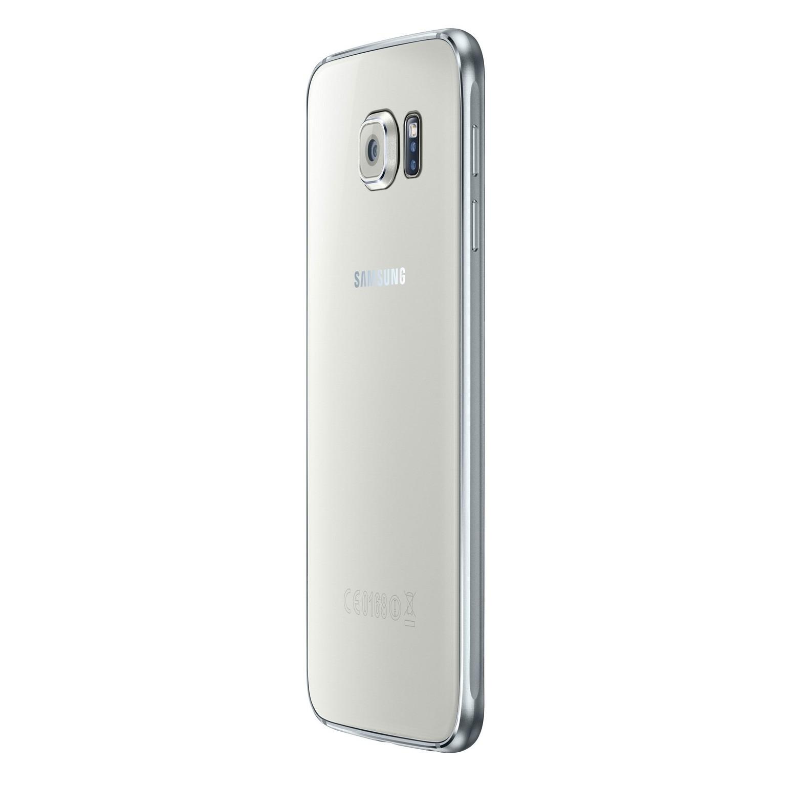Samsung Galaxy S6 F 32GB White Mobilais Telefons