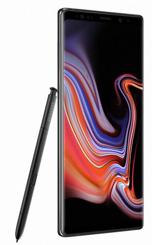 Samsung Galaxy Note 9 128GB Midnight Black Mobilais Telefons