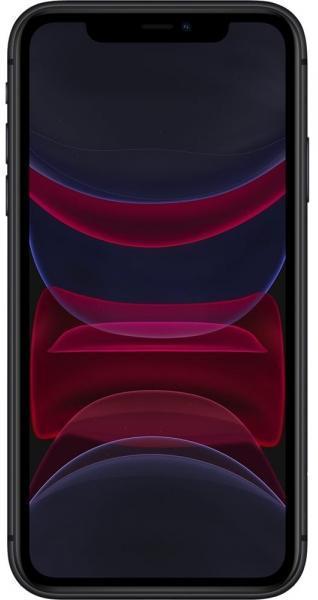 Apple iPhone 11 128GB Black Mobilais Telefons