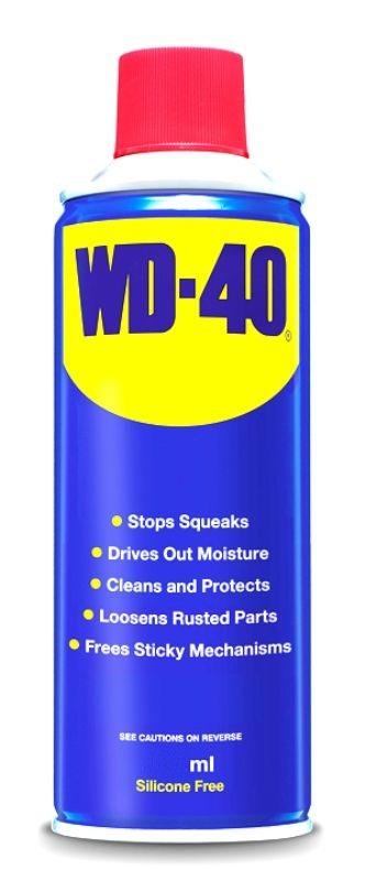 Speciala ella WD-40 Aerosols 200ml Transmisiju un bremžu eļļas
