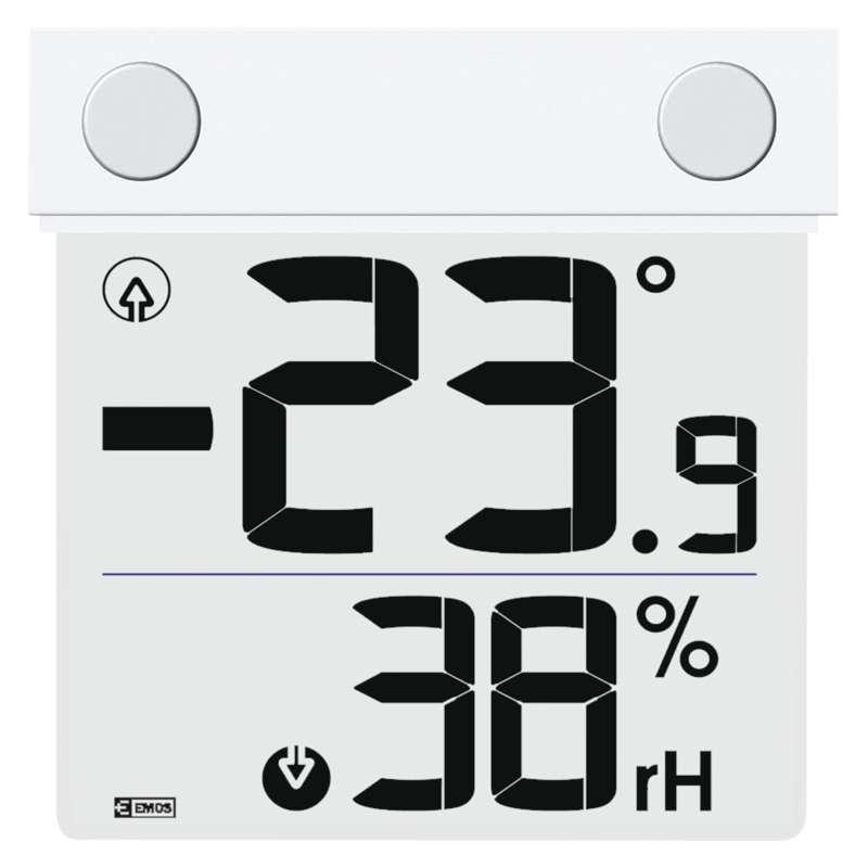 Termometrs loga digitalais paslimejoss barometrs, termometrs