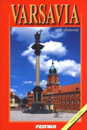 Warszawa i okolice mini - wersja wloska 160489