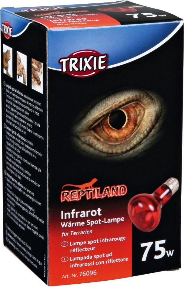 Trixie Punktowa lampa grzewcza podczerwien czerwona 75W