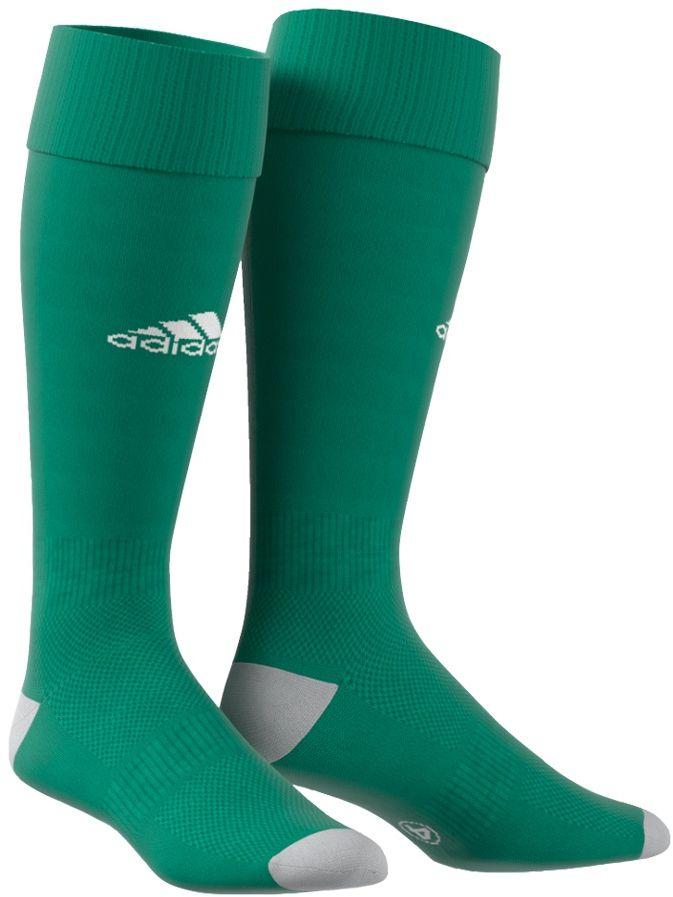 Adidas Getry pilkarskie Milano 16 zielony r. 40-42  (AJ5908) AJ5908