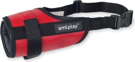 Ami Play Kaganiec Air N2 Foxterrier Czerwony 5907563256033