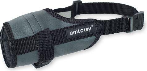 Ami Play Kaganiec Air N2 Foxterrier Szary 5907563256064