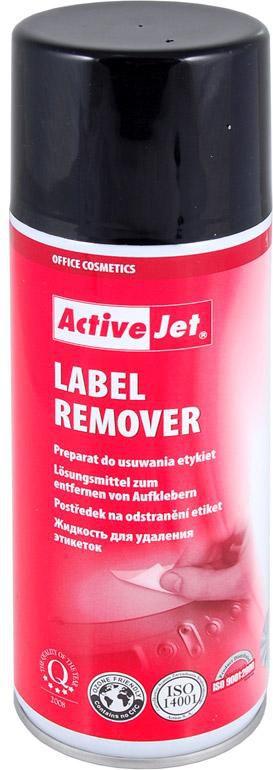 Activejet AOC-400 Label remover 400ml AOC400 Transmisiju un bremžu eļļas
