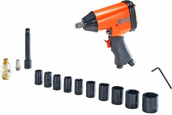 Black & Decker Impact wrench 310Nm (160158XBND)