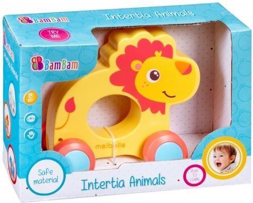BamBam Lion on wheels (254586)
