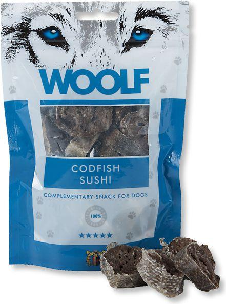 Brit WOOLF 100g COD FISH SUSHI VAT003200