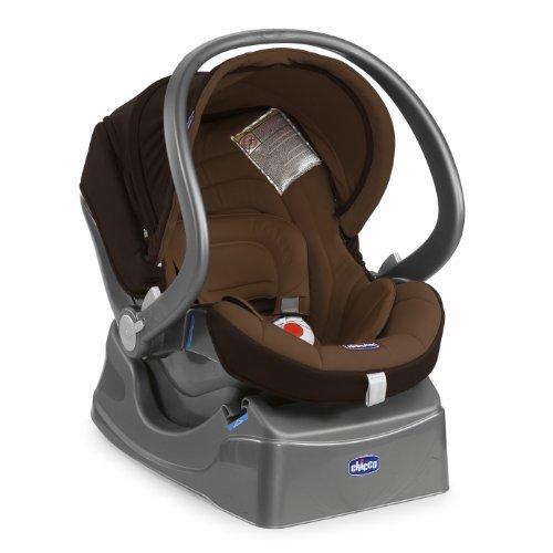 Chicco A-Fix I-Move Brown 8059147056564 auto bērnu sēdeklītis