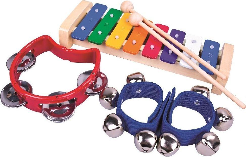 Bino Zaislinis muzikiniu instrumentu rinkinukas 86589