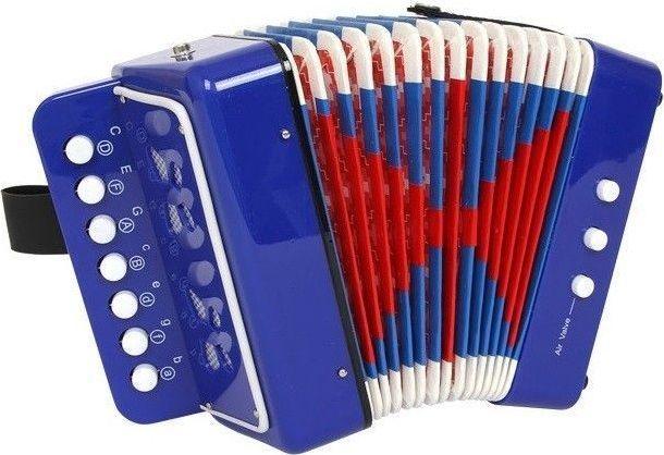 Bino Akordeon, instrument muzyczny dla dziecka 4019359865846