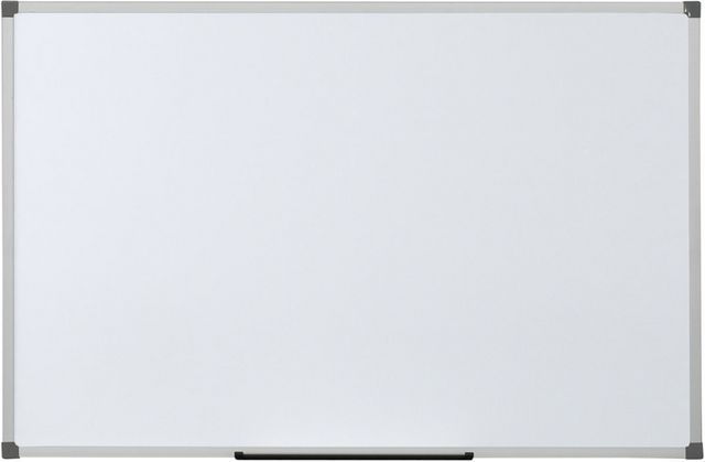 BI-OFFICE Dry-wipe & magnetic porcelain board SCALA 180 x 120 cm (PD0643)