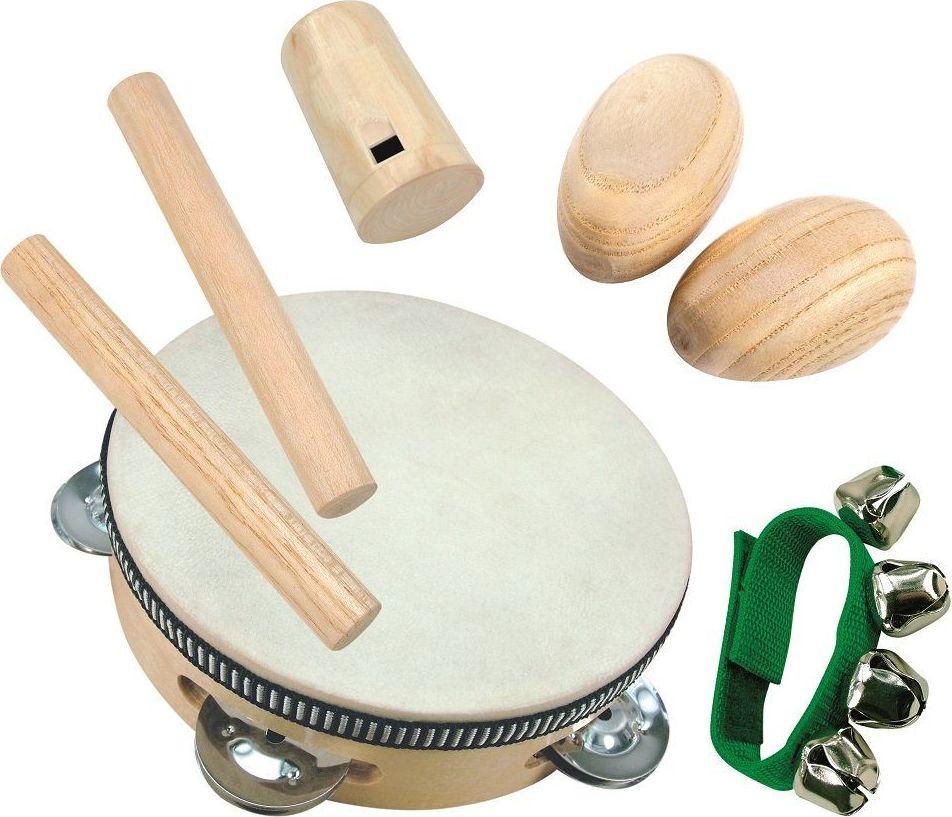 Bino Zestaw muzyczny naturalny 4019359865501