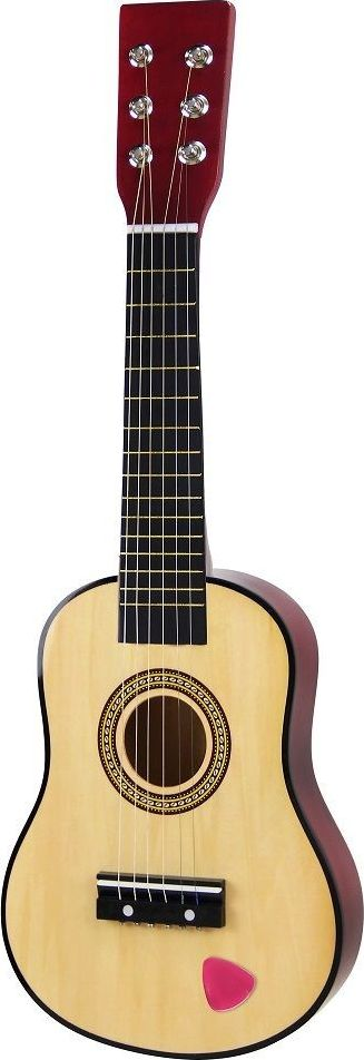Bino Wooden 60cm six-string guitar