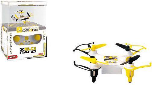 DRON NANO 6CM Radiovadāmā rotaļlieta