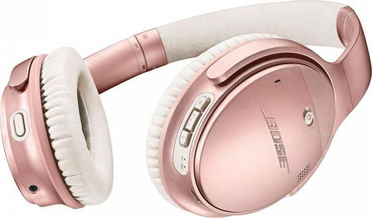 Bose Quietcomfort 35 II rose gold austiņas