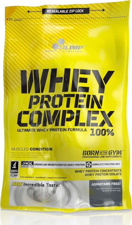 Olimp Whey Protein Complex 100% (0.7kg chocolate)