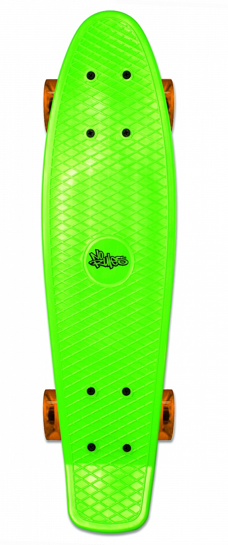No Rules Skateboard fun skrituļdēlis GREEN AU 356