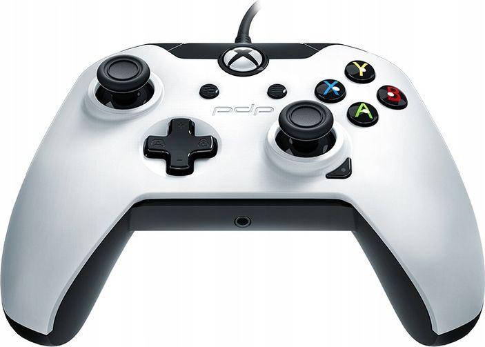 Gamepad PDP XboxOne WHITE spēļu aksesuārs