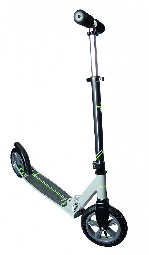 Muuwmi Aluminium Scooter skrejritenis 205 mm, AIR AU 464 Skrejriteņi
