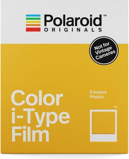 Polaroid Originals Color i-Type Film foto papīrs