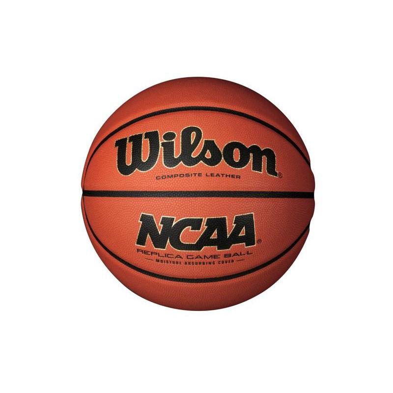 WILSON basketbola bumba NCAA Replica Game ball bumba